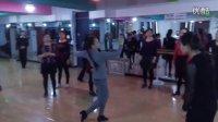 秀艺美舞蹈 探戈教学(1) 老师指导