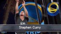 【布鲁】NBA2K16生涯模式:勇士队首秀!三双(83)