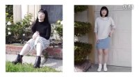 春夏 | 休闲穿搭参考 - Spring Lookbook【collaredblouse】