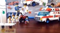 乐高类玩具 启蒙城市系列——紧急救护套装 玩具口袋 亲子玩具 原创视频