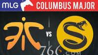 CSGO比赛:MLG哥伦布Fnatic vs Splyce(train)