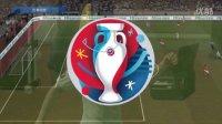 2016欧洲杯 小组赛第1场 英格兰vs荷兰