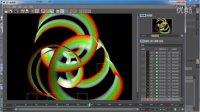 C4D实例教程 使用羽毛工具做光线运动动画