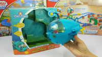 海底总动员 灯笼鱼艇探险套装 海底小纵队 迪士尼 玩具 巴克队长