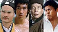青年电影馆123:十位已逝的功夫男星