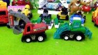 工程车视频 挖掘机装车 消防车玩具 托马斯和他的朋友们 熊大熊二 超级飞侠 猪猪侠之终极决战