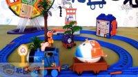 奇趣蛋 托马斯和他的朋友们 奇趣蛋颁奖之旅 粉红猪小妹 面包超人 玩具视频