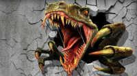 恐龙荒岛求生侏罗纪公园第三集恐龙复仇☆ 寻找霸王龙恐龙乐园 乐高侏罗纪 侏罗纪公园侏罗纪世界恐龙