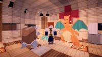 【小枫的Minecraft】我的世界-口袋妖怪大乱斗.ep15-神宠吼吼鲸!!