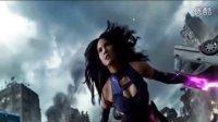 2016年最新科幻片《X-战警 启示四骑士》精彩电影片段预告 高清视频 在线观看
