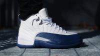 情迷法兰西Air Jordan 12 French Blue