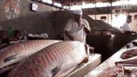 如何用最简单的方法,烹饪200公斤的大鱼?
