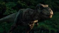 绘制侏罗纪世界霸王龙t-rex y老太太