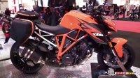 2016 KTM 1290 超级公爵 R+附件 - 近拍 - 2016年多伦多摩托车展