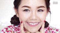 【IconPlus】强推 好喜欢这个泰国妹纸 泼水节防水妆容技巧