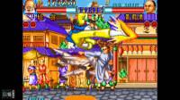 【小握解说】分享IGS经典街机格斗游戏《星宿格斗》