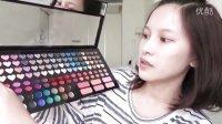 Mii黄小米|挑战一盒完妆One Palette Makeup Challenge!