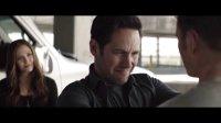 【猴姆独家】哈哈哈哈~~《美国队长3》曝光蚁人首次见美队完整片段!