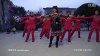 编舞优酷 zhanghongaaa广场舞72步玛尼情歌集体舞教学版 原创