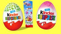 ʕ•ᴥ•ʔ 三健達出奇蛋来自意大利 ʕ•ᴥ•ʔ 3 Kinder Surprise Eggs from Italy ʕ•ᴥ•ʔ