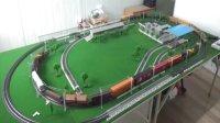 本段持有的美国两大铁路公司所属机车及车辆春季运转会(2016)