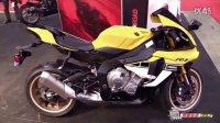 2016款雅马哈 R1 60周年版 - 近拍 - 2016年多伦多摩托车展
