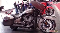 2016 胜利 - 近拍 - 2016年多伦多摩托车展