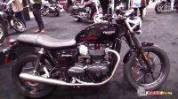 2016 凯旋街版双缸900 - 近拍 - 2016年多伦多摩托车展