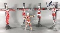 【老贝玩具时间】 ULTRA-ACT 机械艾斯 高格达行星十字架墓地套装 魂限定 act