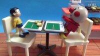 快餐店面包超人玩具 汉堡薯条可乐朵拉 超级飞侠 灰太狼熊出没 超人餐厅 哆啦A梦 海底小纵队 过家家厨房玩具