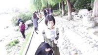 【琴侣】翻唱《柠檬树+我在人民广场吃炸鸡》(边走边唱)