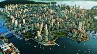 飞兽社区|城市全景航拍
