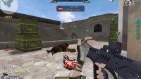 阿哲的生死狙击游戏视频:评测TAR21,枪太渣,顶阿春,蜥蜴