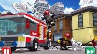 乐高我的城市 消防车灭火 亲子益智游戏积木玩具