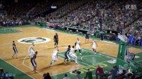 NBA2K16 勇士队34连胜创历史!在美国看库里感受
