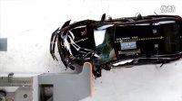 2016款本田思域4门版 小面积重叠IIHS碰撞测试