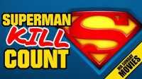 超人在电影里杀了多少人