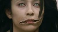 恐怖电影《裂口女》三分钟带你看完,欣赏下日本著名女鬼!