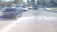 谷歌无人驾驶汽车,撞公交肇事视频首度曝光!