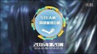 Steam一周销量排行榜(5.9-5.15) 《毁灭战士4》成功登顶