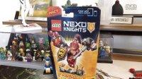 【作死大队】lego迪士尼抽抽樂及nexo女騎士梅西