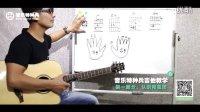 【音乐特种兵吉他入门教学】第六课 认识和弦图与六线谱