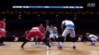 NBA2K16 生涯模式 全明星赛憾失全明星MVP!