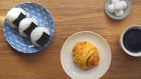 【绵羊料理】电影《海鸥食堂》肉桂卷&饭团的做法