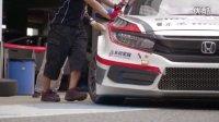 CTCC冠军谢欣哲全球首测本田十代思域赛车——TheBigPlan汽车大计划