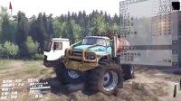 旋转轮胎MODS丨巨无霸越野大脚车!