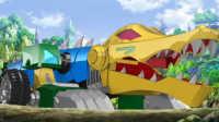 【魔力玩具学校】第三季魔幻车神W第1集