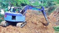 挖土机也外挂,地球这次真的不能阻止了!!!!