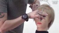 (北京托尼盖)绝密课程,沙龙实用创意短发(鑫米主讲)