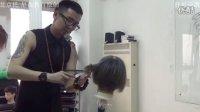 (北京托尼盖)绝密课程,商业女士短发(鑫米主讲)